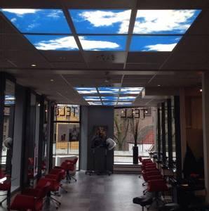 Bilde av LED panel 60x60  - Blå himmel